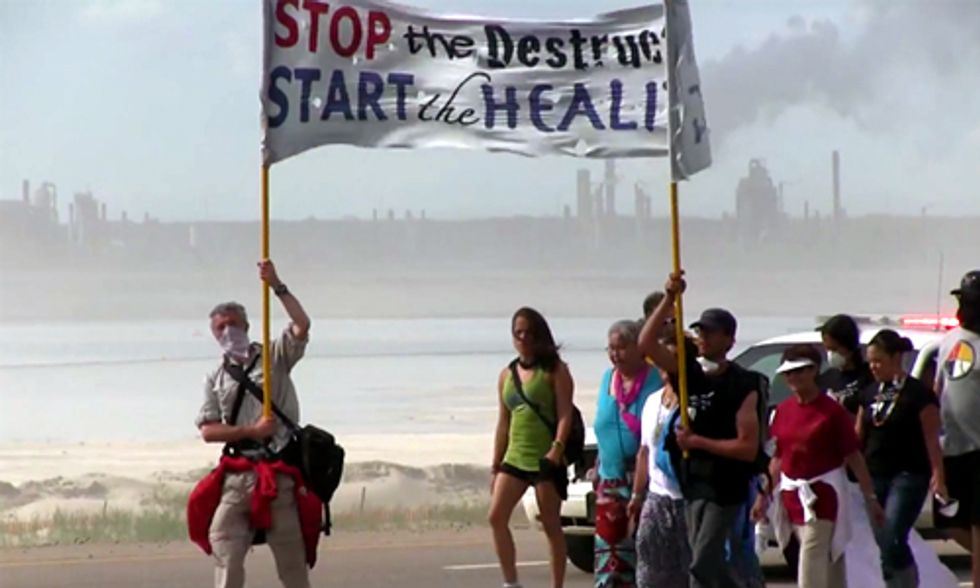 Documentary Exposes Fossil Fuel Industries Assault on the Wild West