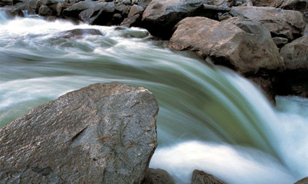 America's Beloved River Up for Grabs