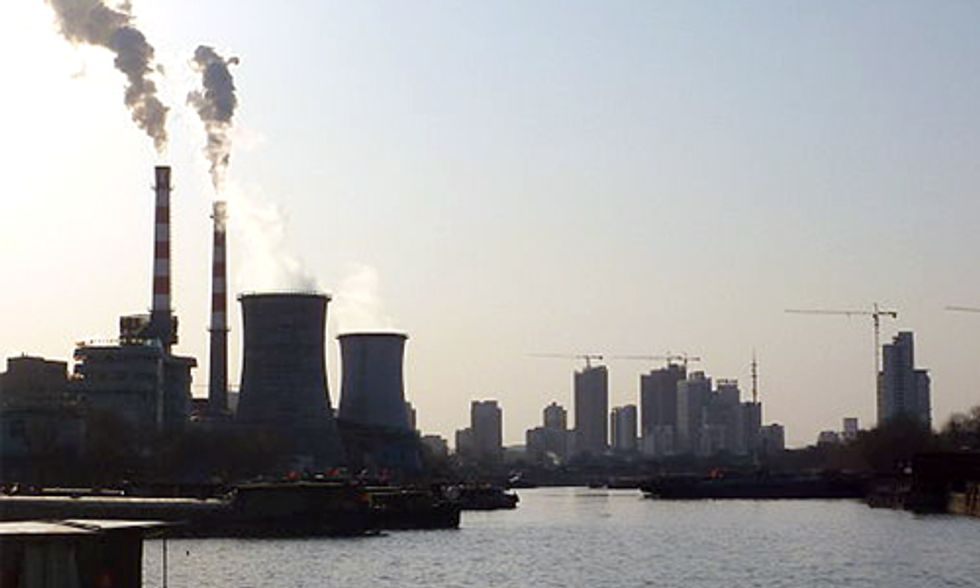 China's 'War on Pollution' Helps Kick Coal Habit