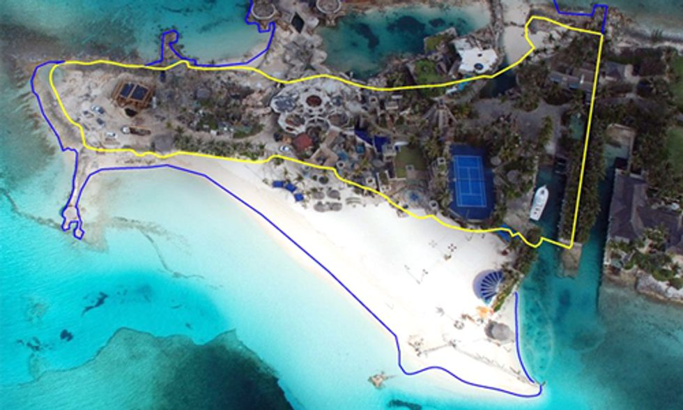 Canadian Tycoon Clashes With Environmentalists in the Bahamas