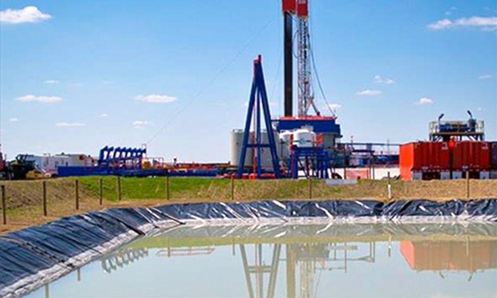 Groundbreaking Study Finds Six Chemicals in Fracking Wastewater at Levels Unsafe to Drink