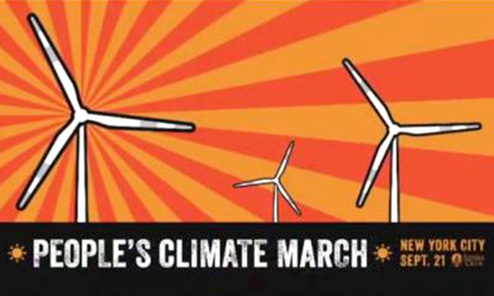 Climate Activists to Converge on NYC for UN Summit, People's Climate March and More