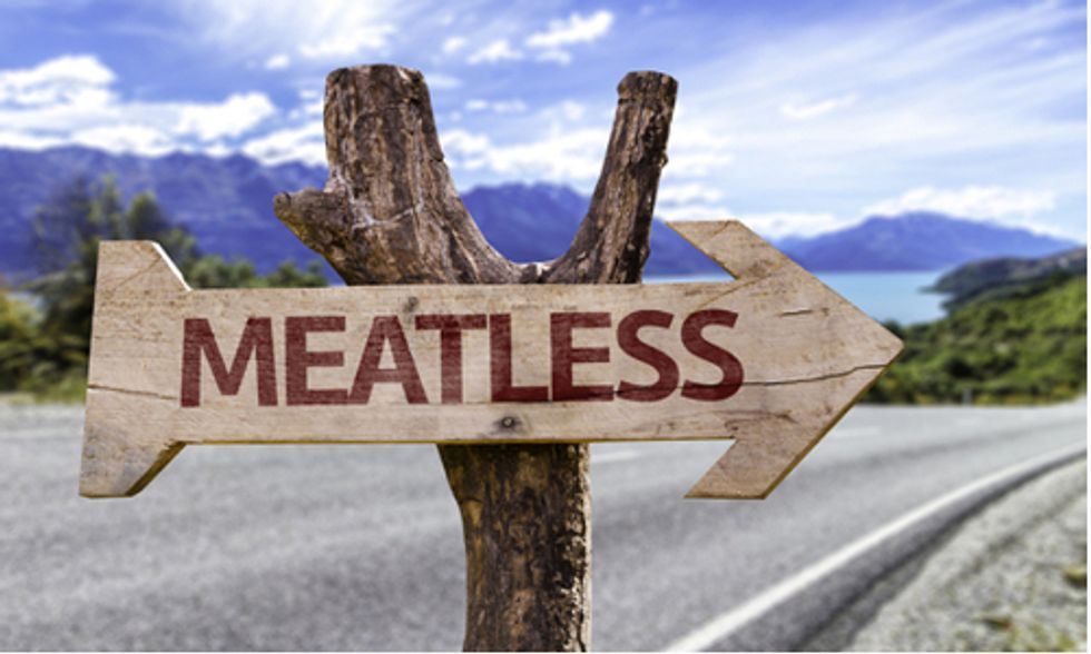 Texas Official Cries: 'Keep Meatless Mondays Out of Schools'