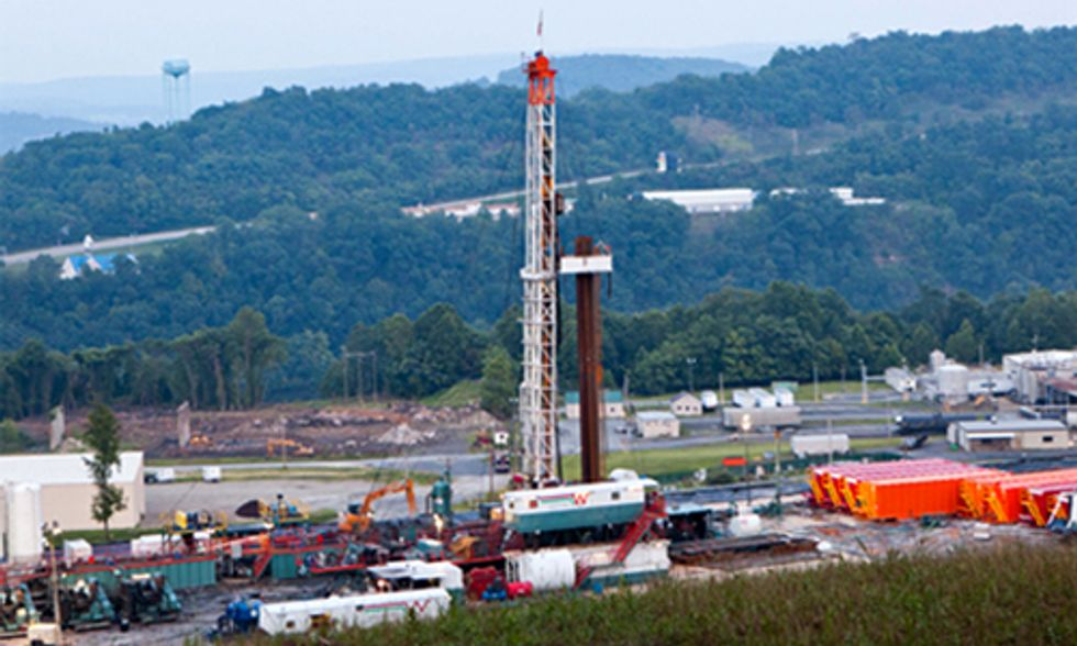 Fracking Literally Makes People Sick, New Study Finds