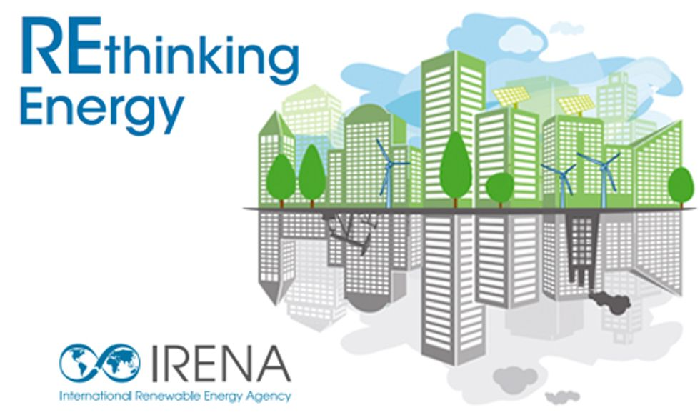 IRENA: Renewable Energy Best Solution for Growing Global Population