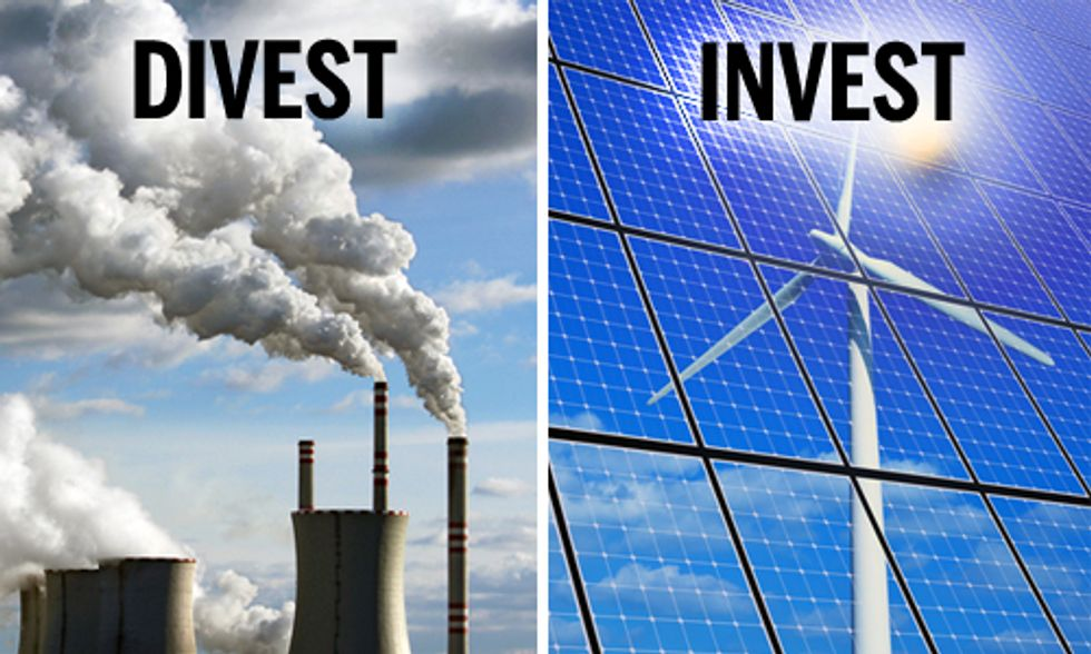 160 Environmental Leaders Urge Foundations to Divest From Fossil Fuels
