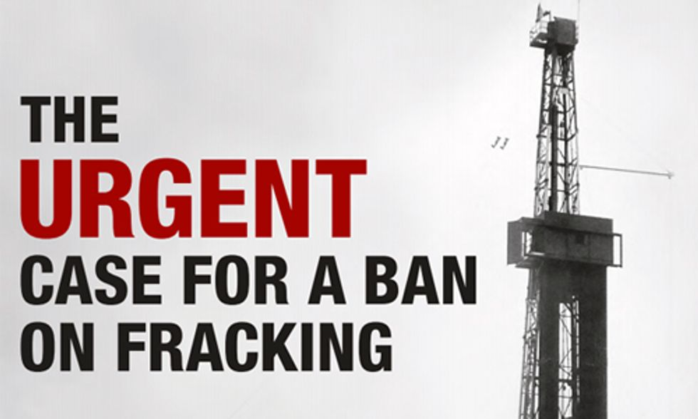 Experts Call on Obama to Ban Fracking in Lead Up to People's Climate March