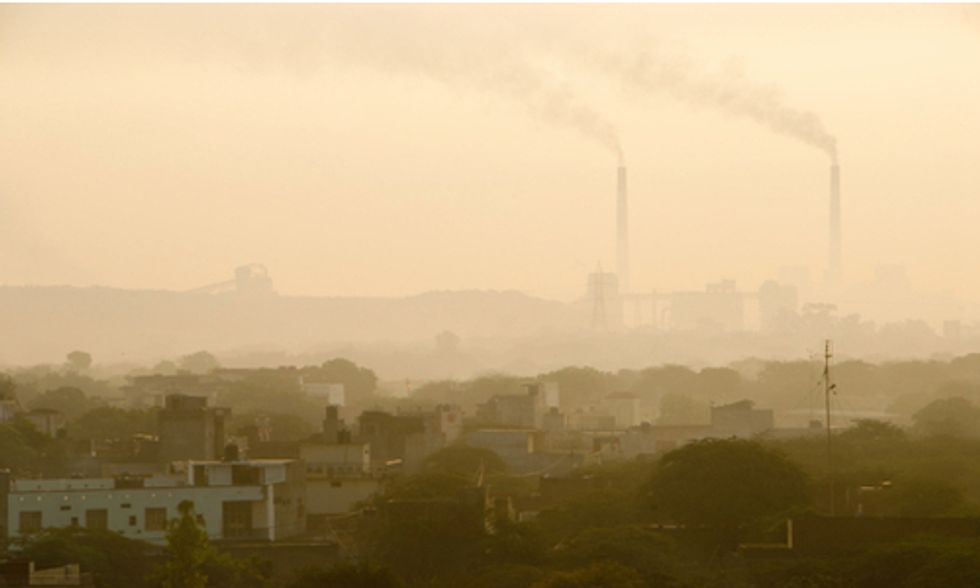 Top 10 Countries With the Worst Air Quality