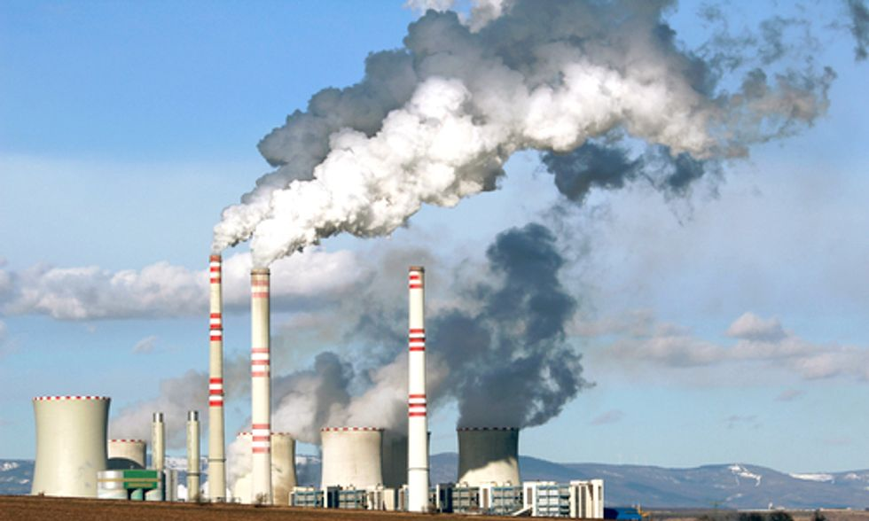 50 Dirtiest U.S. Power Plants Huge Contributor to Carbon Emissions