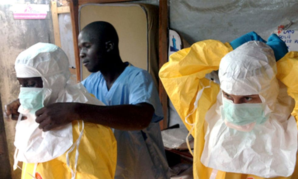 How Climate Change Exacerbates the Spread of Disease, Including Ebola