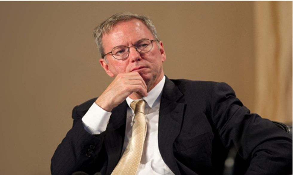 ALEC Is Lying About Climate Change Google Chairman Tells Diane Rehm