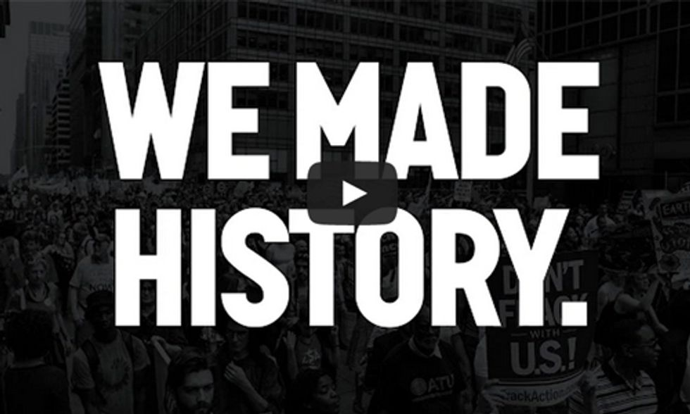 5 Must-See Videos Inspired by the People's Climate March