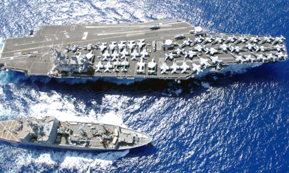 Toll Mounts Among U.S. Sailors Devastated by Fukushima Radiation