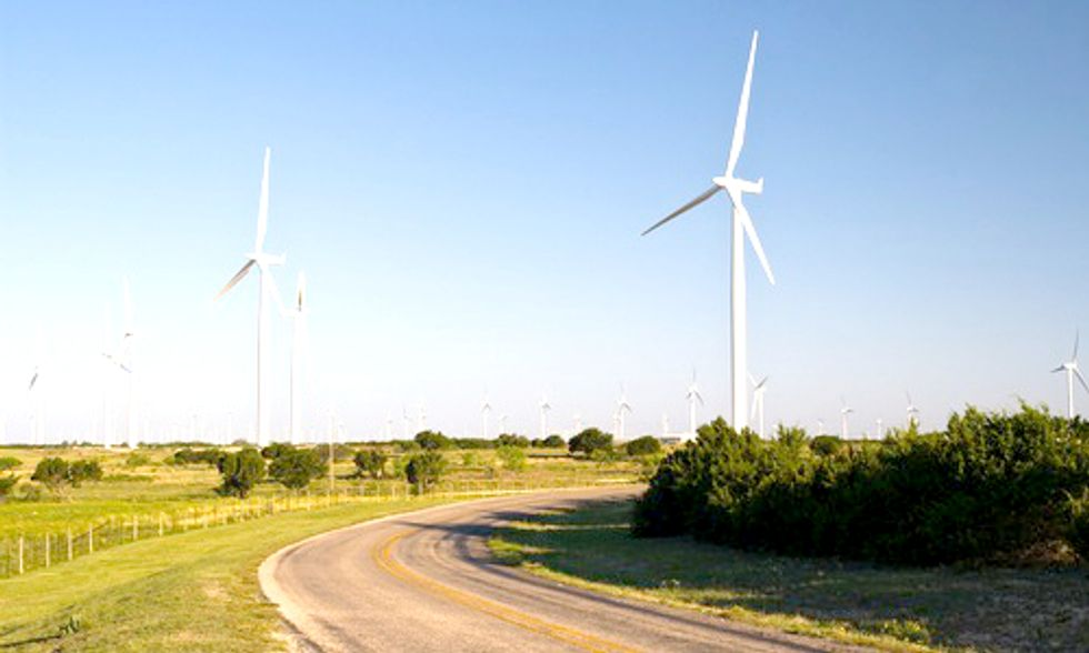 Company Behind Northern Gateway Tar Sands Pipeline Spends $200M on Huge Wind Project