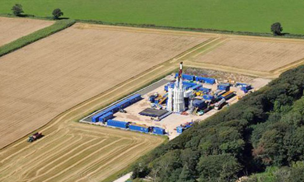 UK Proposes to Frack One-Half of Great Britain