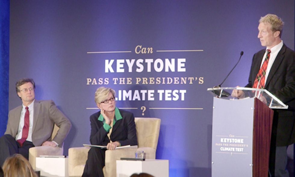 5 Reasons the Keystone XL Pipeline Flunks President Obama's Climate Test