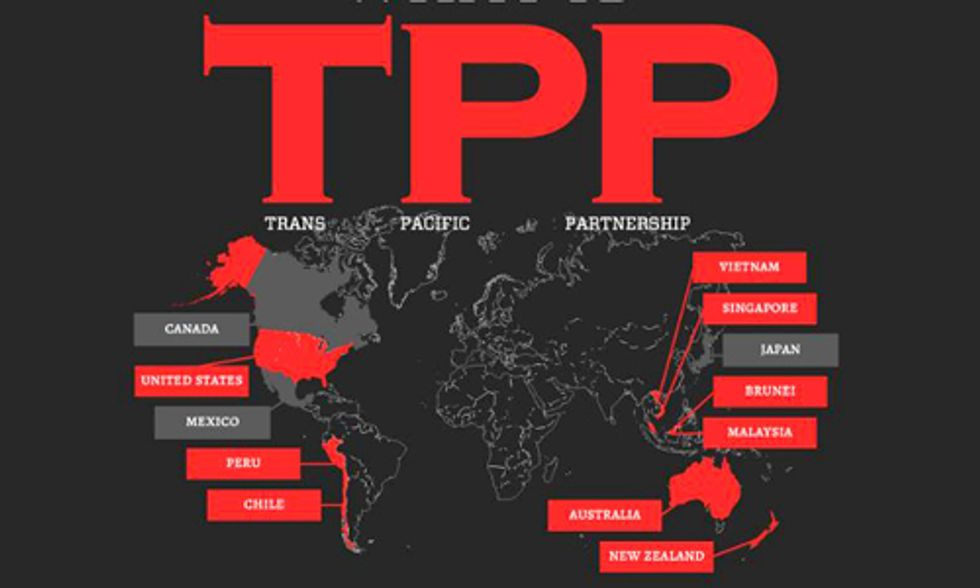 How Passage of TPP Could Bypass Fracking Bans in the U.S.