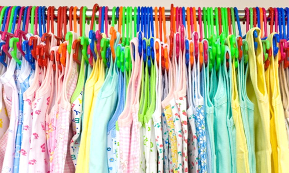 New Investigation Finds Hazardous Chemicals in Kids' Clothing