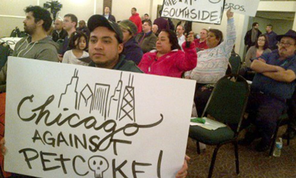 Chicago's Proposed Petcoke Regulations Full of Loopholes