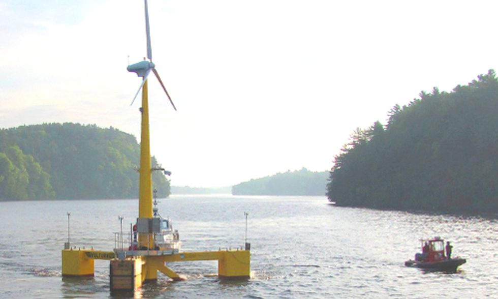 Future of Offshore Wind Could Be Shaped By Key Approval in Maine