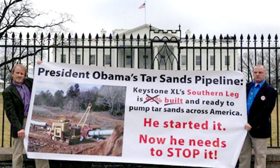 Faith Leaders Call on President Obama to Halt Keystone XL South One Week Before Start-Up