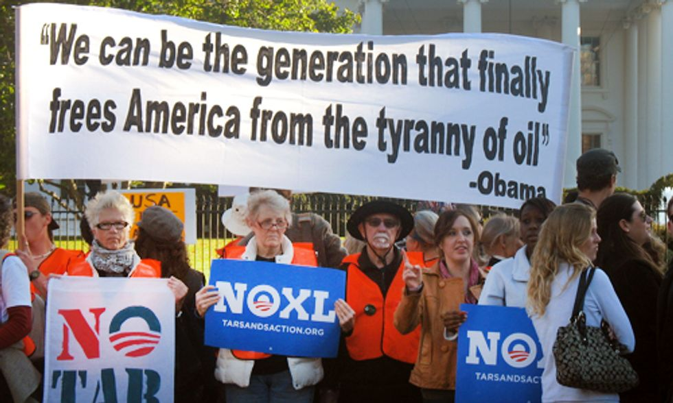Leaders Urge President Obama: Consider Climate in Decisions on Keystone XL, Fracking and Drilling in the Arctic