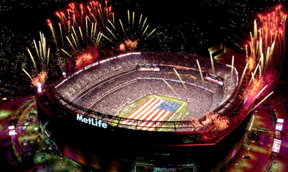 NFL to Host 'Greenest Super Bowl Ever' at MetLife Stadium