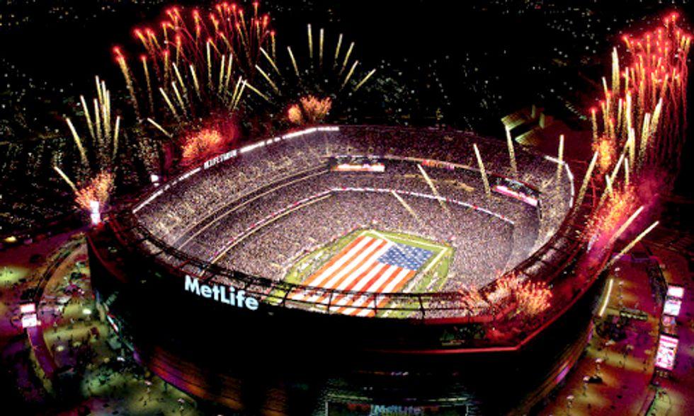 NFL to Host 'Greenest Super Bowl Ever' at MetLife Stadium