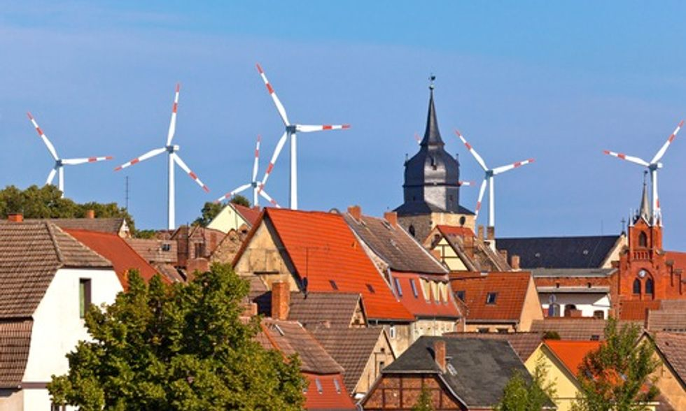 Wind Subsidy Cuts Could Thwart Germany's Renewable Energy Revolution