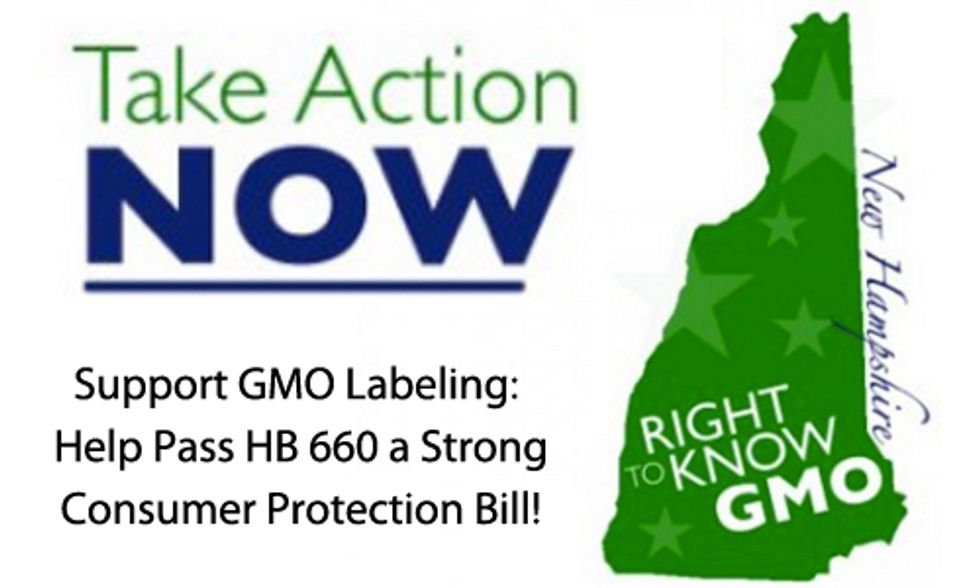 Big Food Brings its Bag of Dirty Tricks to New Hampshire to Fight GMO Labeling