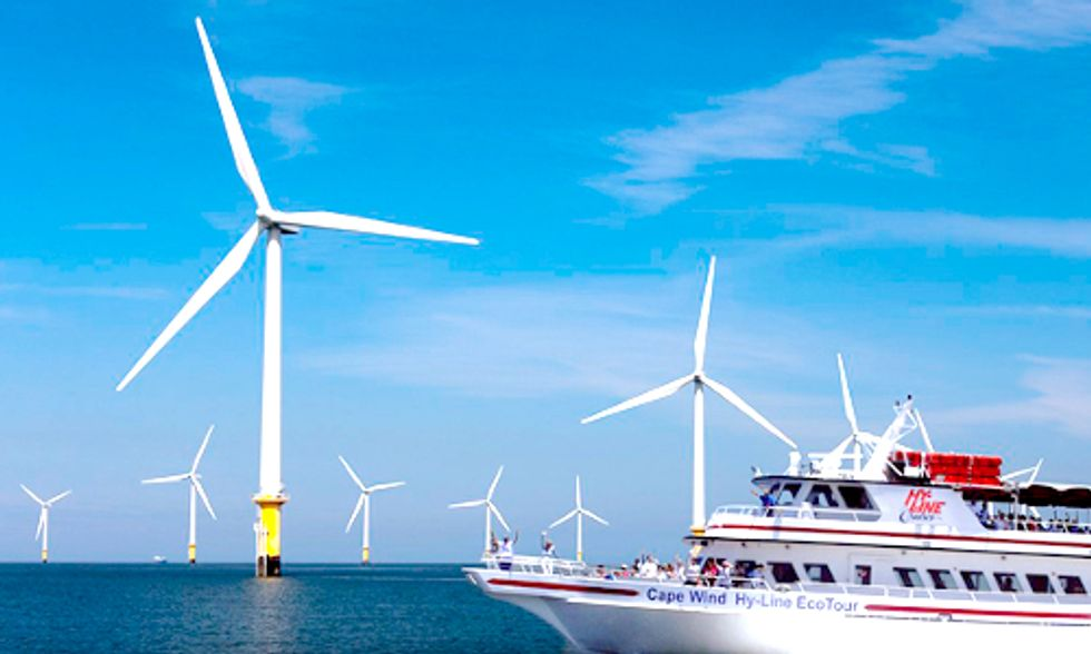 First Potential Offshore Wind Farm in U.S. Survives Koch-backed Lawsuit, But Faces Another