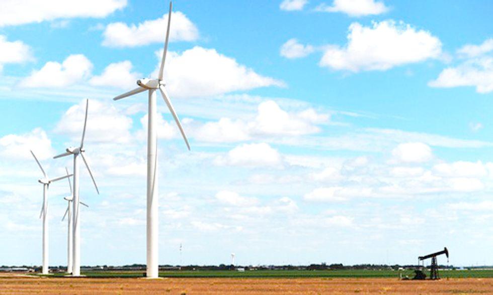 Texas on the Brink of a Major Wind Energy Milestone