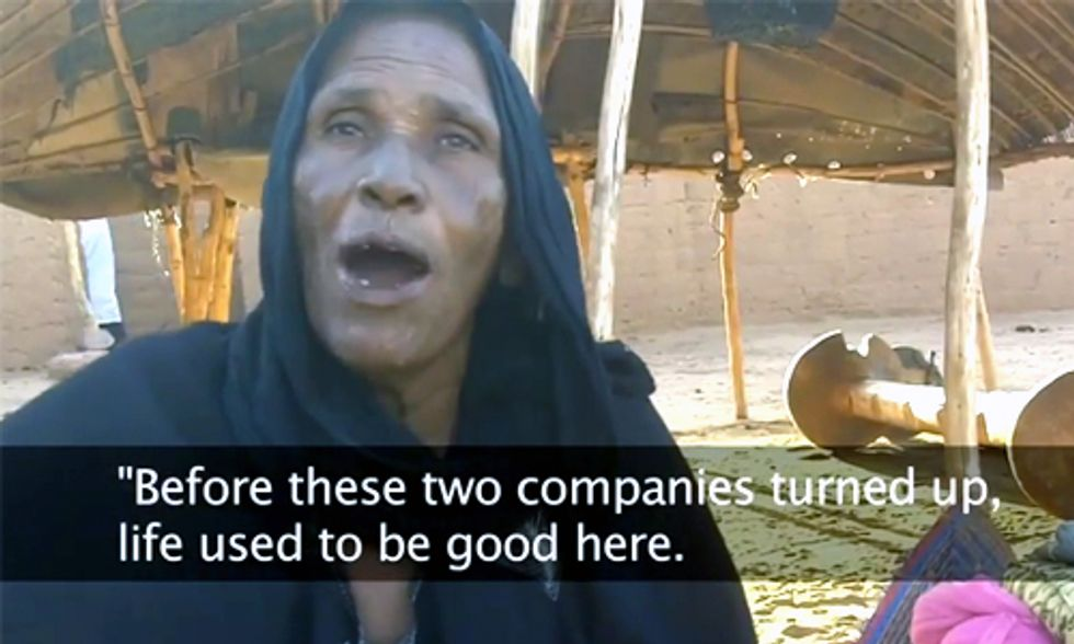 World's Poorest Suffer From Radioactive Sickness as Areva Mines for Uranium