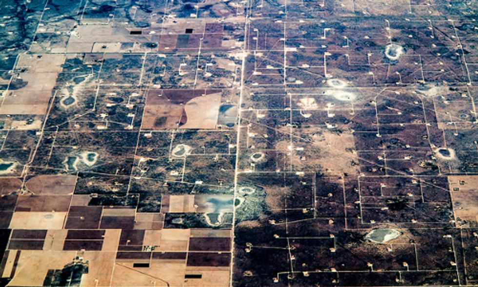 Frackquakes: Public Opposition Builds As Property Rights Are Endangered in Texas