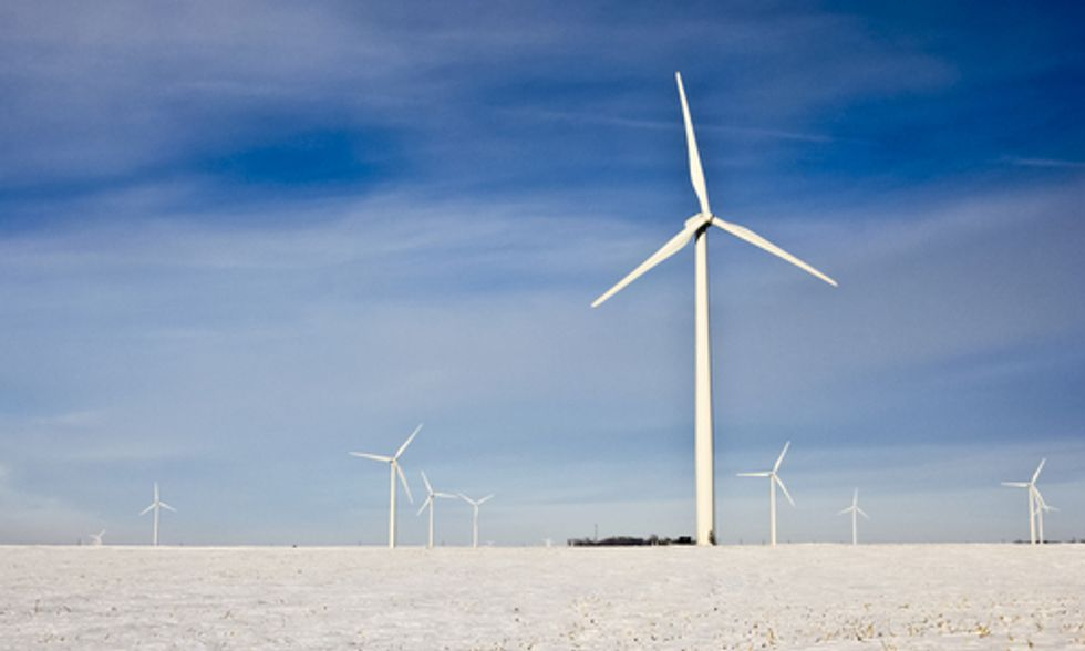 How Wind Power is Saving Millions During Polar Vortex