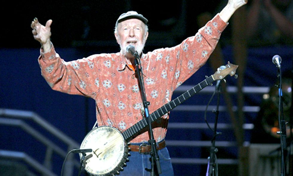 So Long, Pete & Toshi Seeger, It's Been Amazingly Great to Know You ...