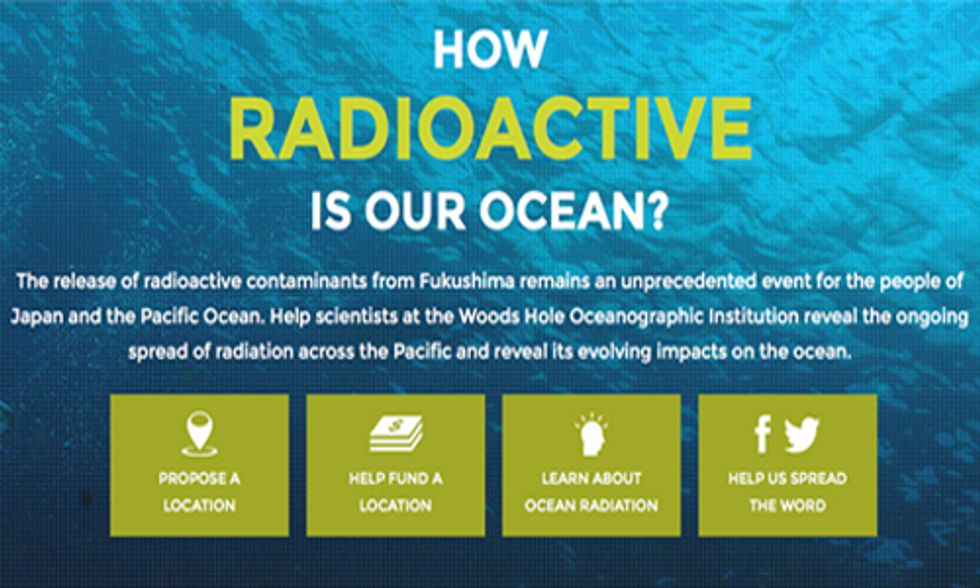 Filling in the Gaps on Fukushima Radiation and Its Effects on Fish