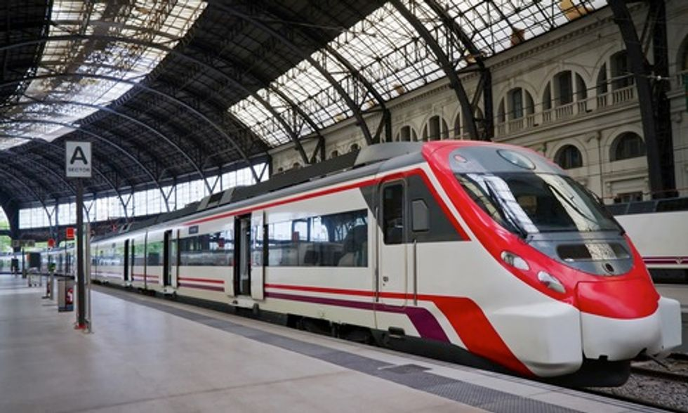 Could a U.S.-to-Mexico High-Speed Railway Work?
