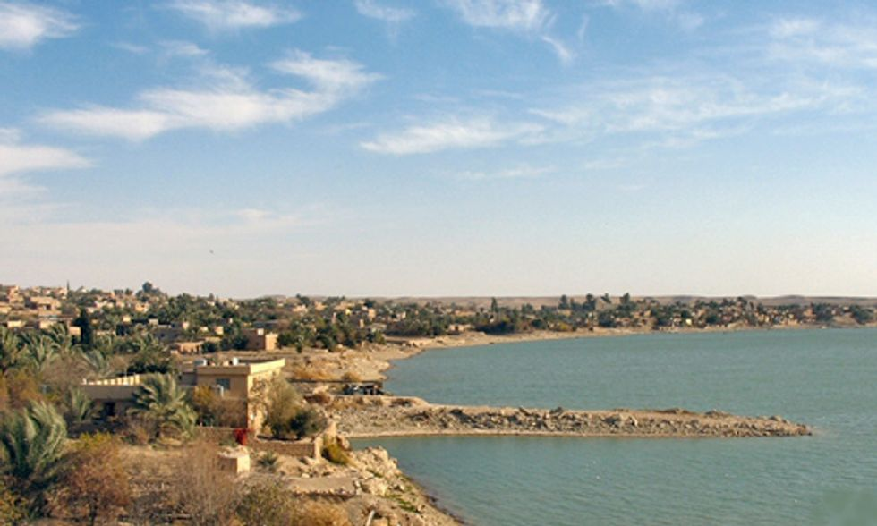 Environmental Degradation From Climate Change and Conflict Plagues Iraq