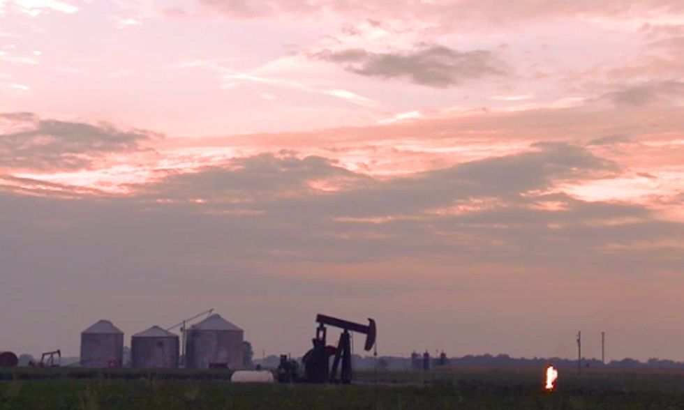 Video: Fracking the Land of Lincoln