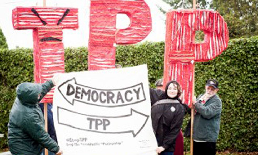 5 Ways Trans-Pacific Partnership Threatens Local Food