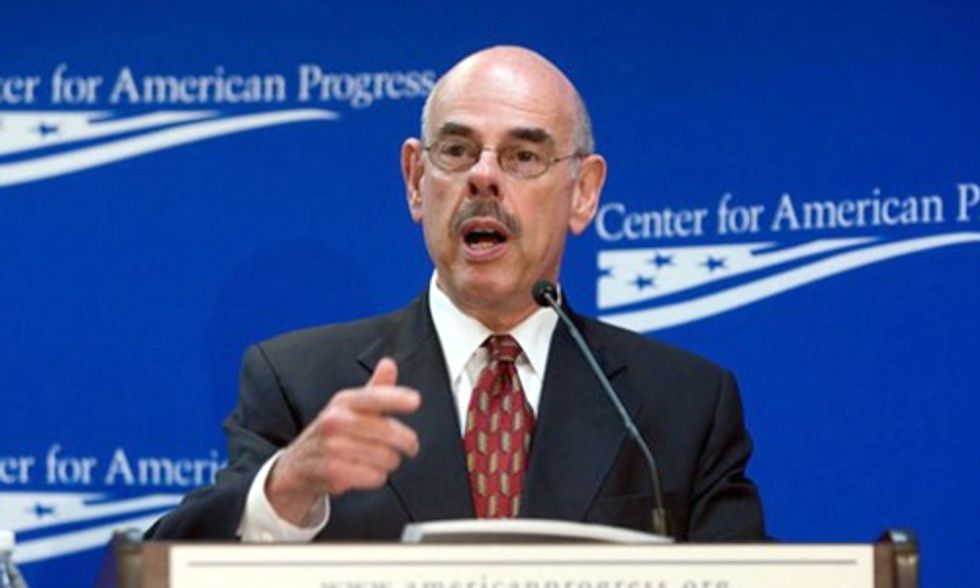 Environmental Champion Rep. Waxman Announces Retirement