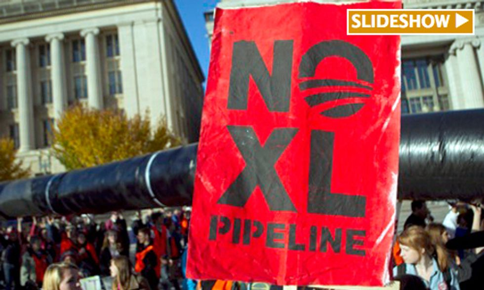 State Department Releases Final Environmental Impact Statement on Keystone XL Pipeline