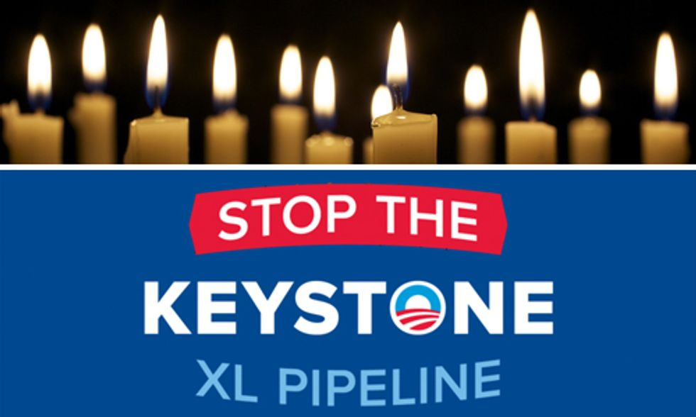 Hundreds of Vigils to Be Held Tonight in Protest of Keystone XL