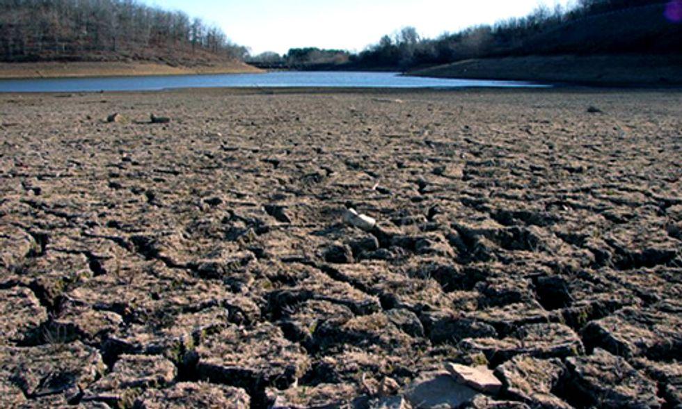 Drought Intensifies in Western U.S.