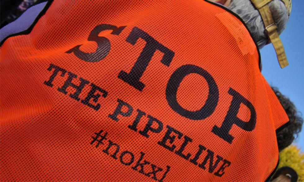 Robert Redford: Tar Sands Pipeline is a Bad Idea, Fails President's Climate Test