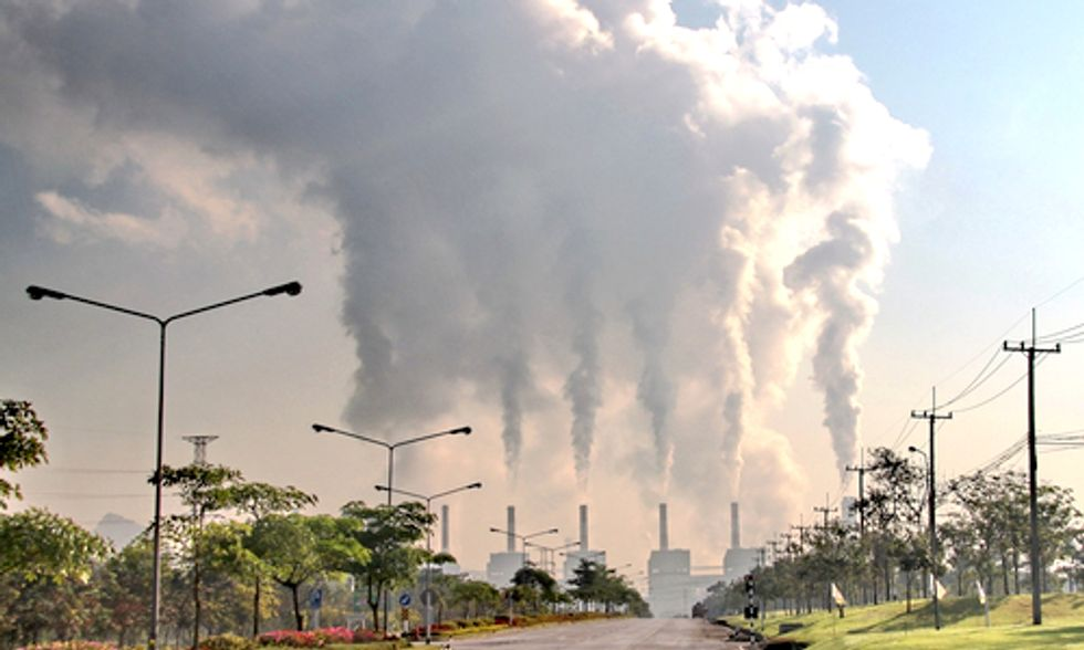 A Reality Check for Economist Who Claims Carbon Pollution Benefits Society