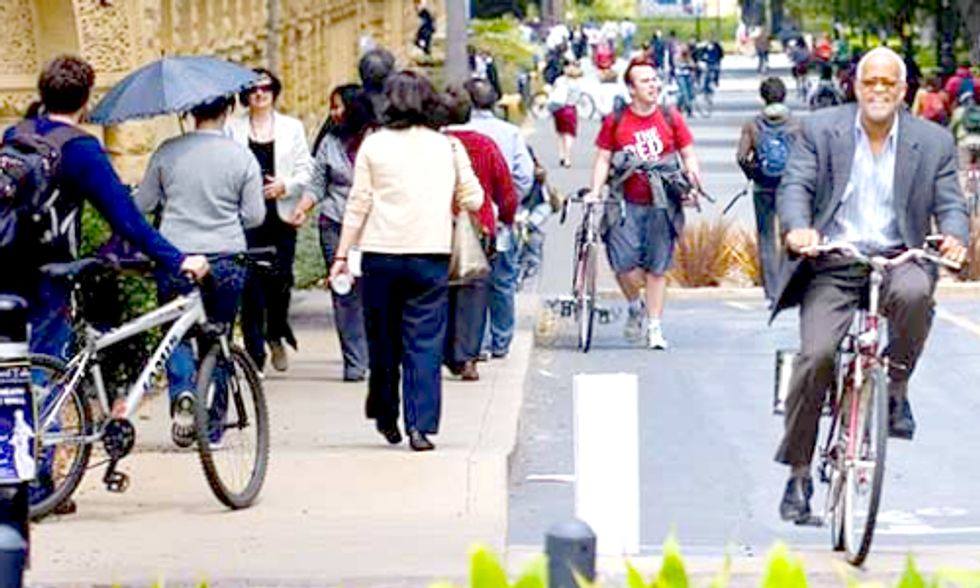 How College Campuses Are Creating New Models For Transportation