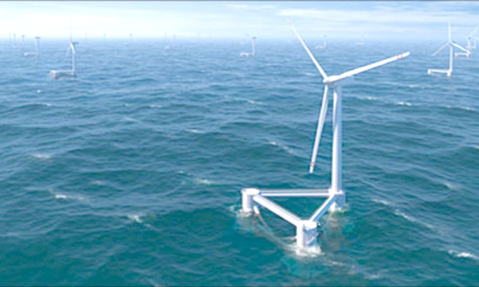 West Coast's First Offshore Wind Turbine Gets Green Light For Development