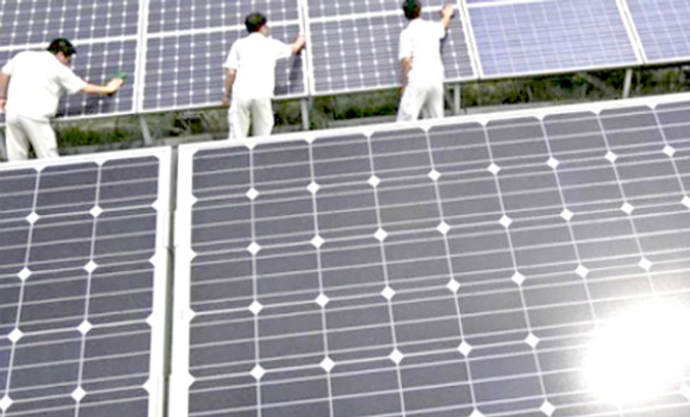 China Installed More Solar Projects in 2013 Than Any Country In Any Year